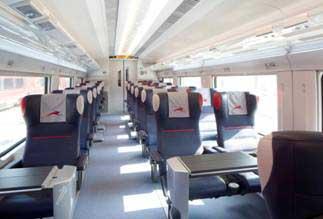 Italo il nuovo treno ad alta velocit for Prezzi del garage della carrozza
