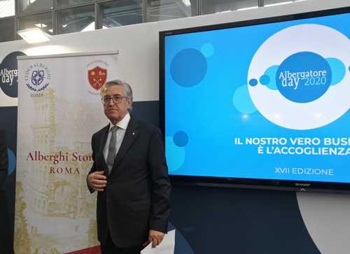 Gli alberghi storici di Roma riuniti in associazione