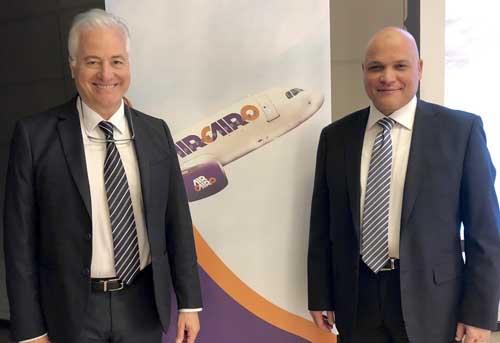Nuovi voli diretti Air Cairo dall'Italia all'Egitto