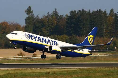 Ryanair annuncia la nuova rotta Roma Telaviv.