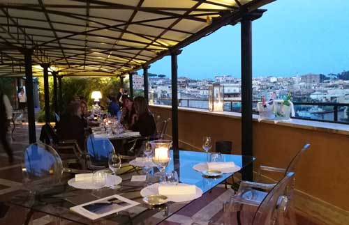 Terrazza Trinità dei Monti per una ristorazione di qualità