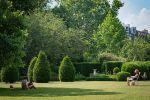 I giardini segreti di Londra eccezionalmente aperti al pubblico