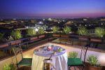 Roma: a cena con vista