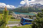 Saint Moritz ristruttura gli impianti di risalita: Compri tre e paghi uno
