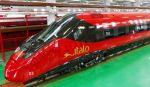 Presentato a Roma Termini Italo Evo il treno più moderno d'Europa attivo dal 7 dicembre 2017