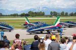 Rivolto (Udine): riprese le visite guidate alle Frecce Tricolori