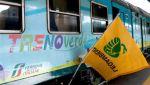 Trenitalia e Legambiente per un futuro 100% rinnovabile