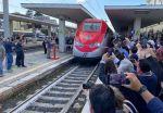 Cresce l'offerta di Trenitalia: dal 14 giugno il Frecciarossa fa tappa a Frosinone e Cassino
