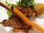 Menù speciale della Chef stellata Katia Maccari in onore della