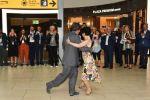 Settimana enogastronomica argentina all'aeroporto di Fiumicino