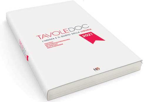 Nuova edizione di TavoleDOC Liguria, percorso gastronomico tra le eccellenze della regione