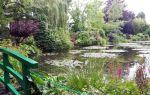 Monet e l'atmosfera incantata di Giverny